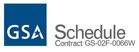 GSA contract # GS-02F-0066W