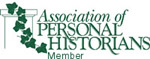 association of personal historians